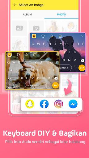 Facemoji Keyboard Lite for Xiaomi:Emoji Tema,GIF