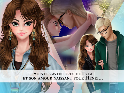 Code Triche Le Secret d'Henri - Visual Novel français (Astuce) APK MOD screenshots 1