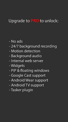tinyCam Monitor FREE - IP camera viewer 15.0 - Google Play screenshots 6