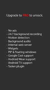 tinyCam Monitor FREE - IP camera viewer screenshots 6