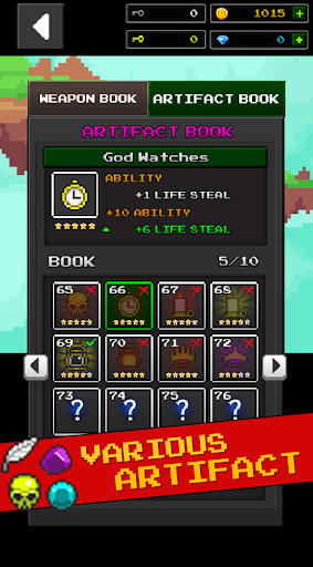 Dungeon & Pixel Hero VIP screenshots 18