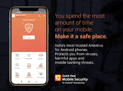 Antivirus and Mobile Security Screenshot