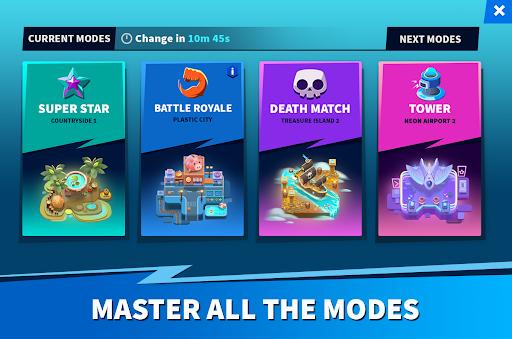 Heroes Strike - Modern Moba & Battle Royale  screenshots 16
