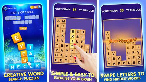 Word Swipe 1.6.5 Screenshots 6