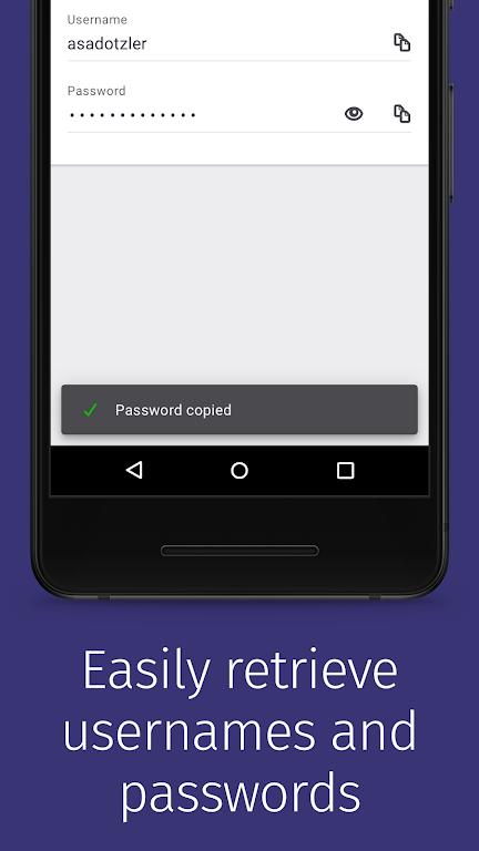Firefox Lockwise  poster 3