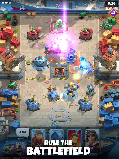 War Alliance - Realtime Multiplayer War  screenshots 8