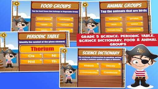 pirates fifth grade learning screenshot 2