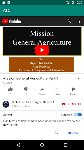 Global Institute of Agriculture  screenshots 6