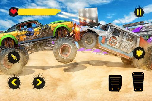 Monster Truck Crash Derby : Fearless Stunts 2019 1.8 Screenshots 3