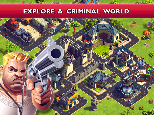Crime Coast HD: Mob vs Mafia 330 screenshots 6