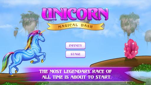 Unicorn Dash: Magical Run apkdebit screenshots 1