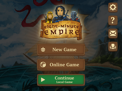 Eight-Minute Empire Screenshot