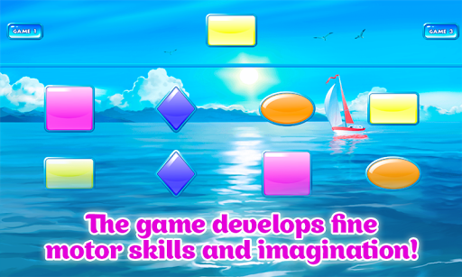 Shapes for Children - Learning Game for Toddlers 1.8.9 Screenshots 5
