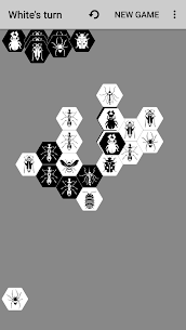 Hive with AI (board game) 7