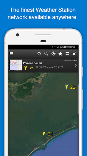 iKitesurf: Windy Conditions & Forecasts 3.75 Screenshots 2