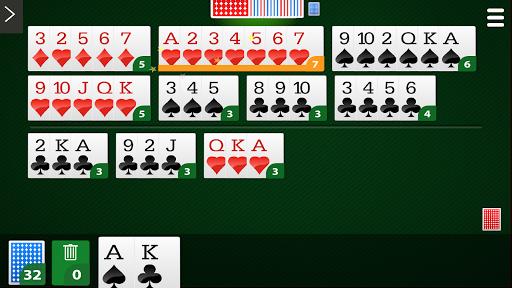 Card Games - Canasta, Burraco 103.1.39 screenshots 3