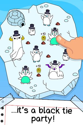 Penguin Evolution - ud83dudc27 Cute Sea Bird Making Game screenshots 2