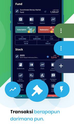 IPOT - Investing, News, Education, Financial Plan apktram screenshots 5