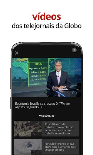 G1 u2013 O Portal de Notu00edcias da Globo 5.1.10 Screenshots 3