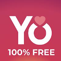 YoCutie - 100% Free Dating App