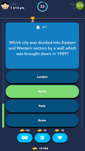 Trivial Multiplayer Quiz apkmr screenshots 2