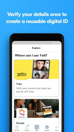 Yoti - your digital identity  Screenshots 7