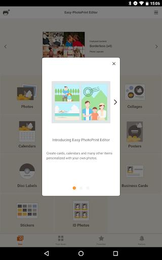 Easy-PhotoPrint Editor App