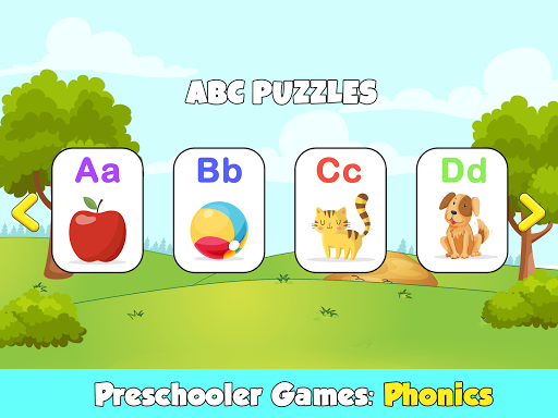 ABC Kids Games - Phonics to Learn alphabet Letters 15.0 screenshots 8