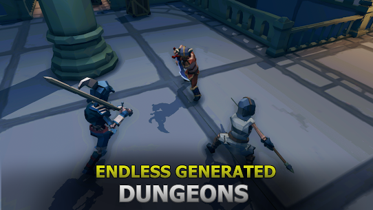 Restless Dungeon MOD APK (Unlimited Gold/EXP) Download 6