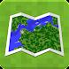 地図 ー for Minecraft PE - Androidアプリ