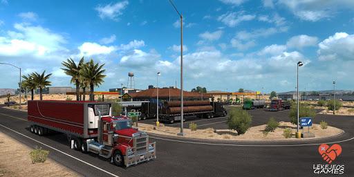Euro Truck Driver Simulator : Lorry Trip 2020 1.1.7 screenshots 6