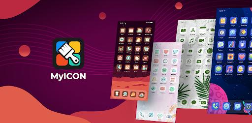 MyICON – Trình chỉnh sửa icon APK 0