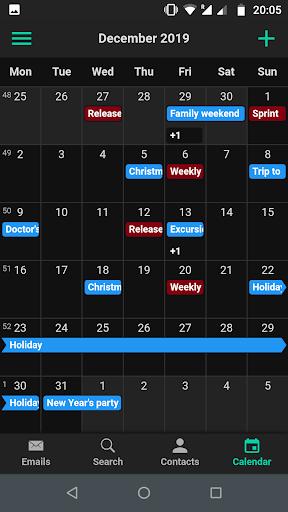 Tutanota - Encrypted Email & Calendar 3.80.5 screenshots 3