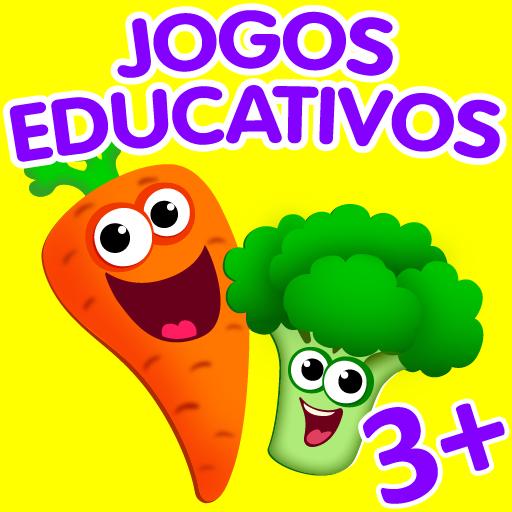 Jogos de aprendizagem Jogos educativos de crianças