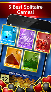 Microsoft Solitaire Collection 4.10.7301.1 screenshots 1