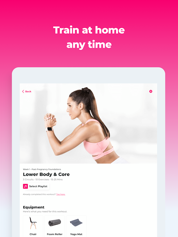 SWEAT: Fitness App For Women  poster 10