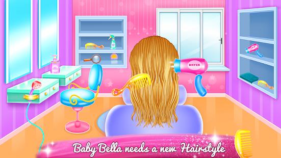 Little Bella Braided Hair Salon 1.1.1 Screenshots 4