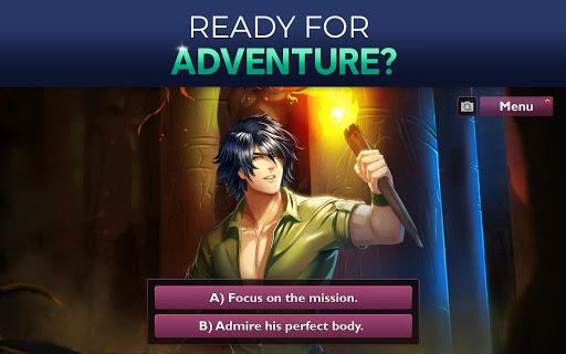 Is It Love? Sebastian - Adventure & Romance android2mod screenshots 20