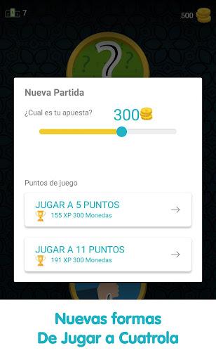 Cuatrola Spanish Solitaire - Cards Game  screenshots 5