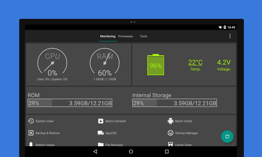 Assistant Pro for Android - Cleaner & Booster  poster 5