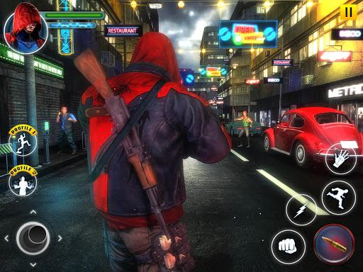Incredible SuperHero Games : Crime City Gangster screenshots 11