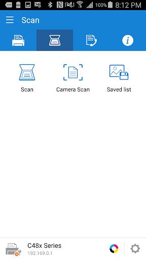 Samsung Mobile Print 4.08.030 Screenshots 2