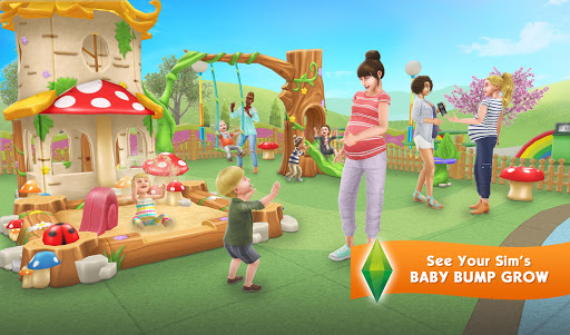 The Simsu2122 FreePlay 5.57.1 screenshots 13