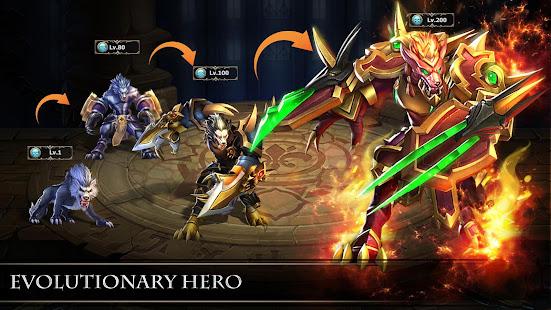 Trials of Heroes: Idle RPG apk