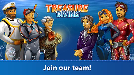 Treasure Diving MOD APK 1.297 (Unlimited Money) 9