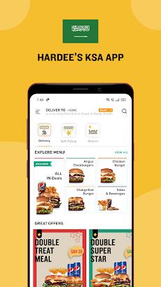 Hardee's Saudi Arabia - Burger & Sandwich Meals!のおすすめ画像2