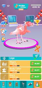 Idle Animal Evolution Mod Apk (Unlimited Diamonds/No Ads) 4