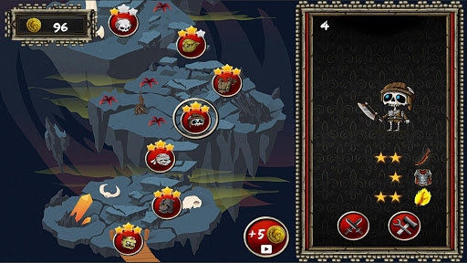 LEGENDARY MONSTER WAR PUZZLE  screenshots 2