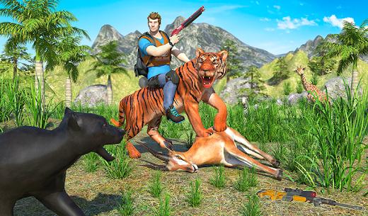 Lost Island Jungle Adventure Hunting Game 7