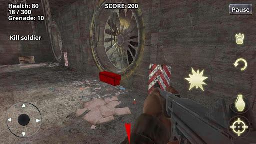 War Battleground WW2 Shooter  screenshots 4
